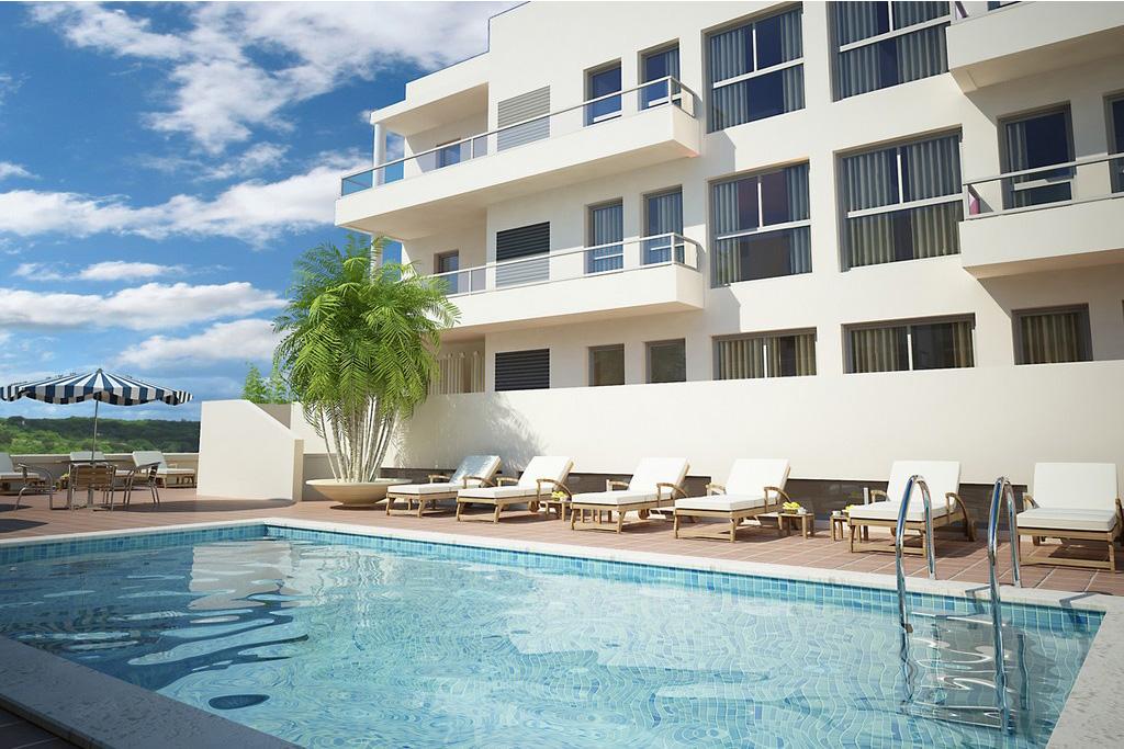 can_misses_residencial_ibiza_zona comun piscina render